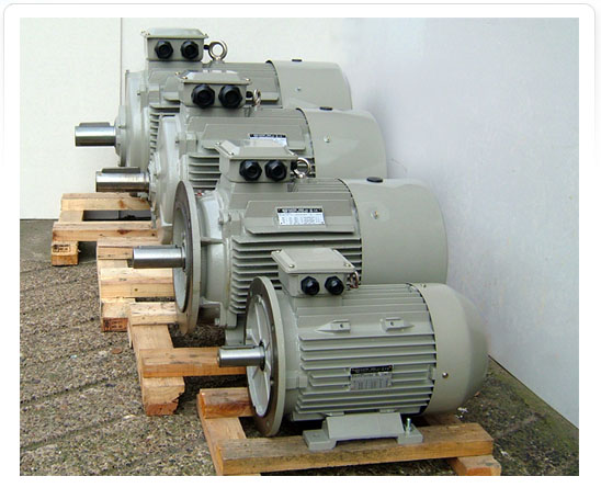 Electro Adda_Cast Iron Motors